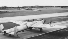 supplied by Peter Thompson 1 Sqn RAAF Lincoln at Tengah