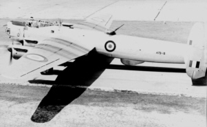 supplied by Peter Thompson 1 Sqn RAAF Lincoln A3-15 at Tengah